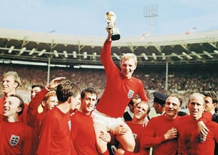 Who are England's WC winners?