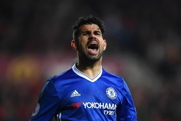 Why is Costa leaving Chelsea?