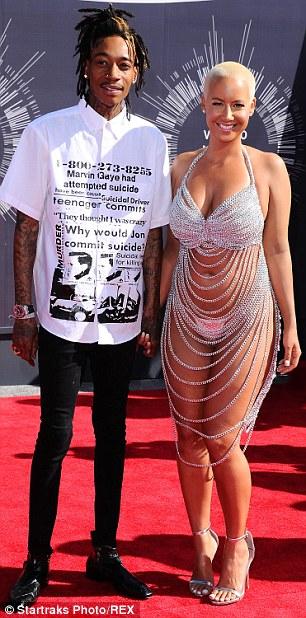 New girlfriend khalifa wiz Wiz Khalifa