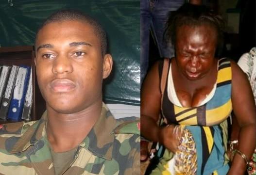 Woman who raised false alarm on Captain Mahama arrested