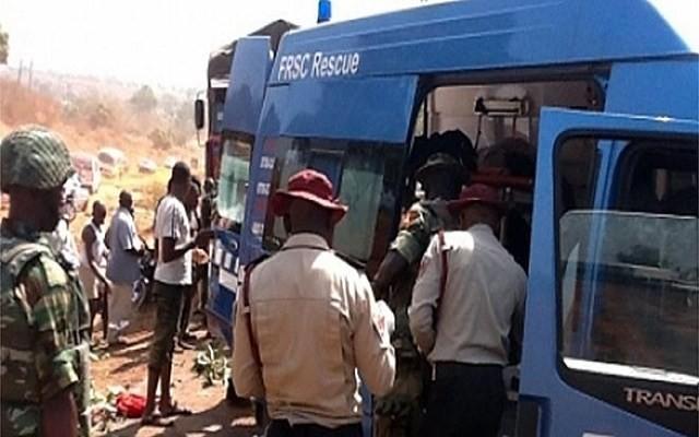 2 dead, 4 injured in Sagamu – Benin road crash – FRSC Commander