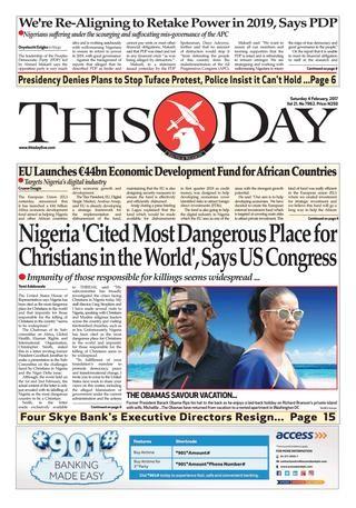 2019: NBC Advises Nigerians against Hate Speech – Thisdaylive NewsPaper