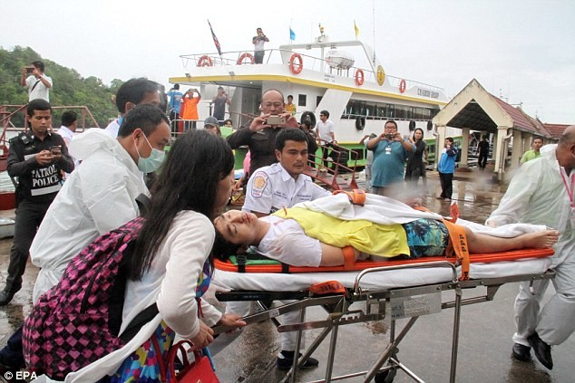 8 people killed after speedboat capsizes in Indonesia – Daily Post NewsPaper