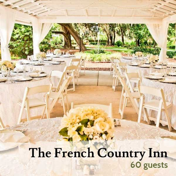 A Fort Myers Wedding With French Country Style