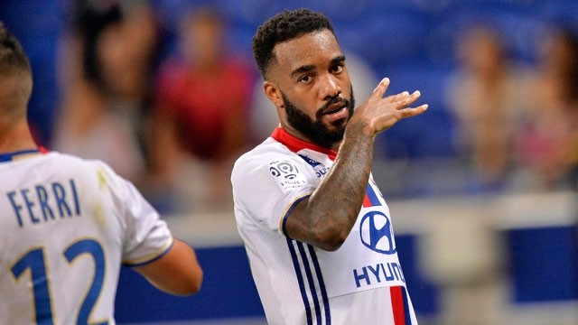 Alexandre Lacazette's absence will be felt at Lyon this season - Nabil Fekir