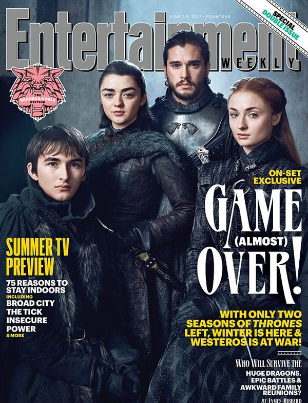 All About Game of Thrones' Shocking Stark Family Reunion