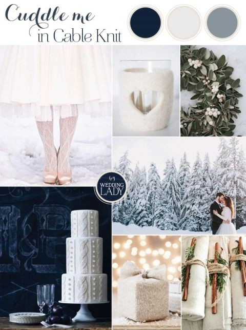 An Elevated Take on the Cozy Winter Wedding