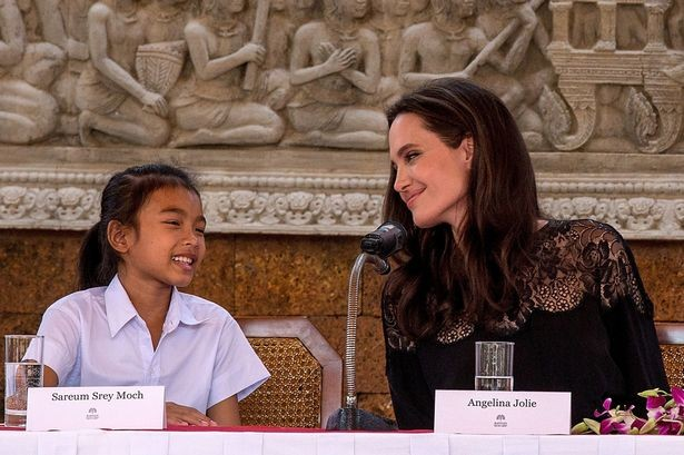 Angelina Jolie Reacts to Shocking Report About Children's Auditions for Her New Film