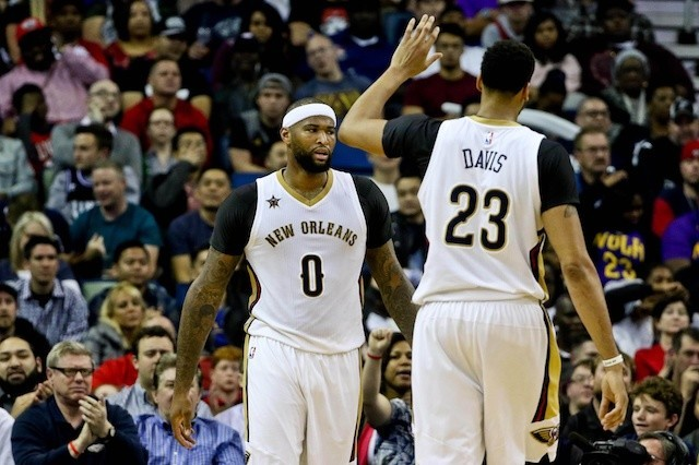 Anthony Davis: New Orleans Pelicans look good on paper, tired of losing