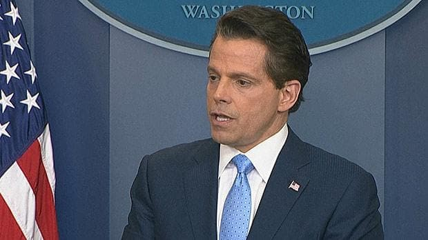 Anthony Scaramucci Out As White House Communications Director (UPDATE)