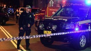 Australia police 'foil terror plot to bring down plane'