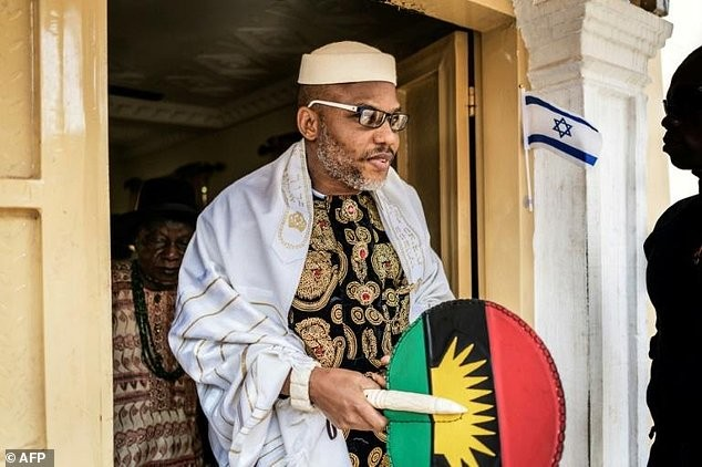 Biafra: Nigerian government begged me to take five states but I refused – Kanu – Daily Post NewsPaper