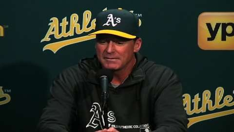 Bob Melvin wins 1,000th game as MLB manager