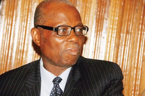 Bola Ajibola okays special tribunals for corruption cases