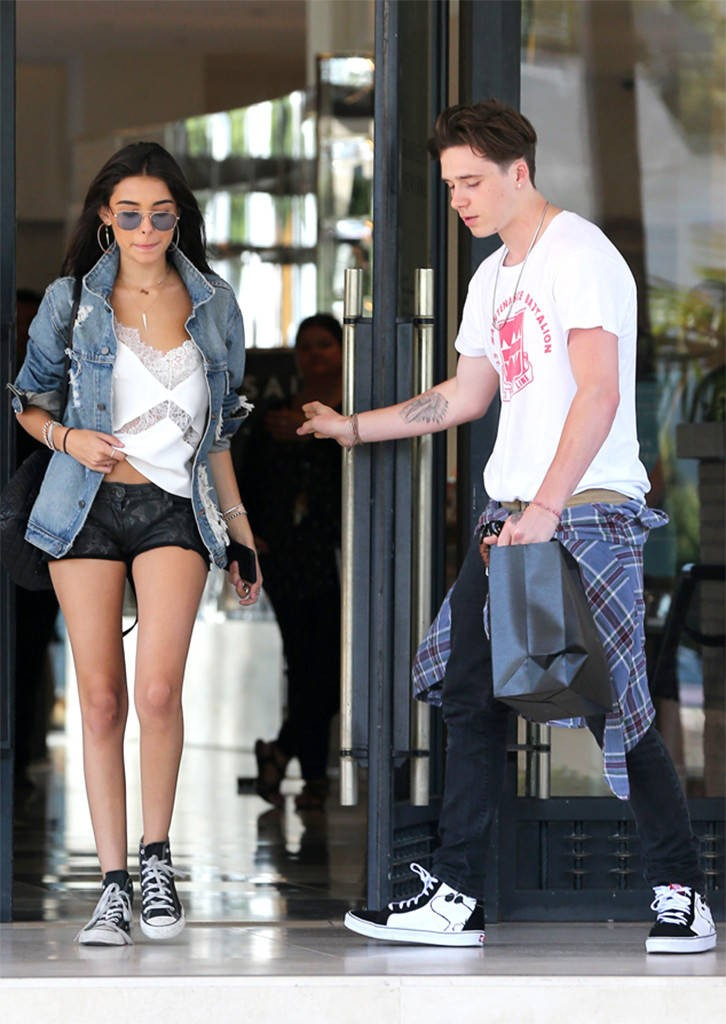 Brooklyn Beckham and Madison Beer Step Out in Los Angeles After PDA-Filled Date