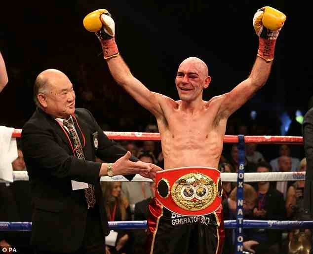 Butler-Hall rematch to decide world title shot