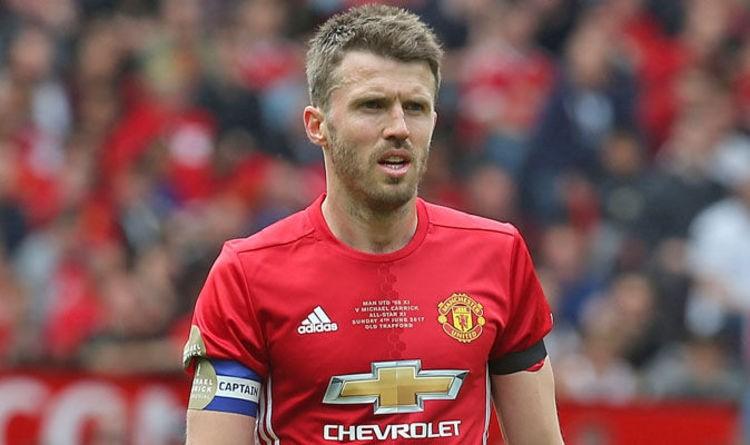 Carrick named new Utd captain