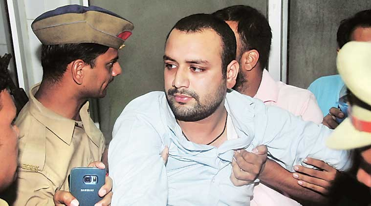 Charges framed against Amanmani Tripathi in kidnapping case in Uttar Pradesh