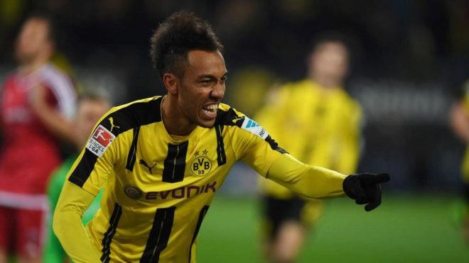 Chelsea offered £70m Aubameyang