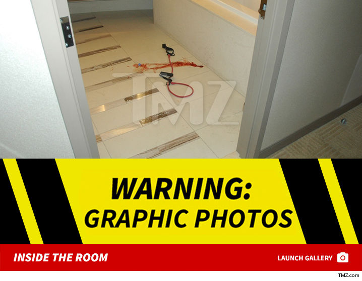Chris Cornell S Death Police Release Hotel Room Photos