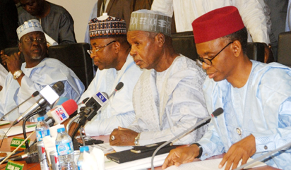 DEFEAT OF DEVOLUTION OF POWER: Former governors in NASS failed Nigerians —Oshiomhole – Vanguard Newspaper
