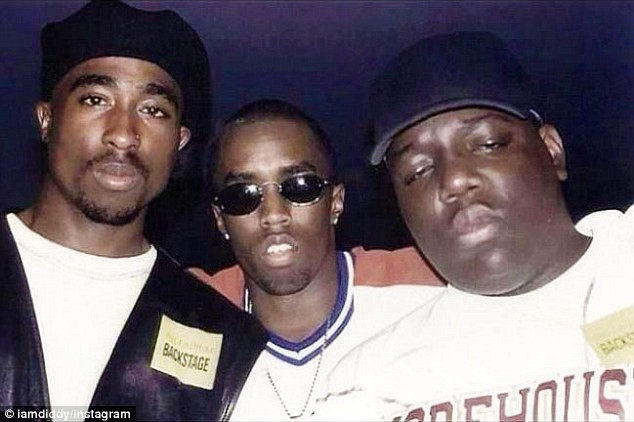 Diddy Responds to Allegations that Biggie Smalls Played a Part in Tupac Shakur's Death