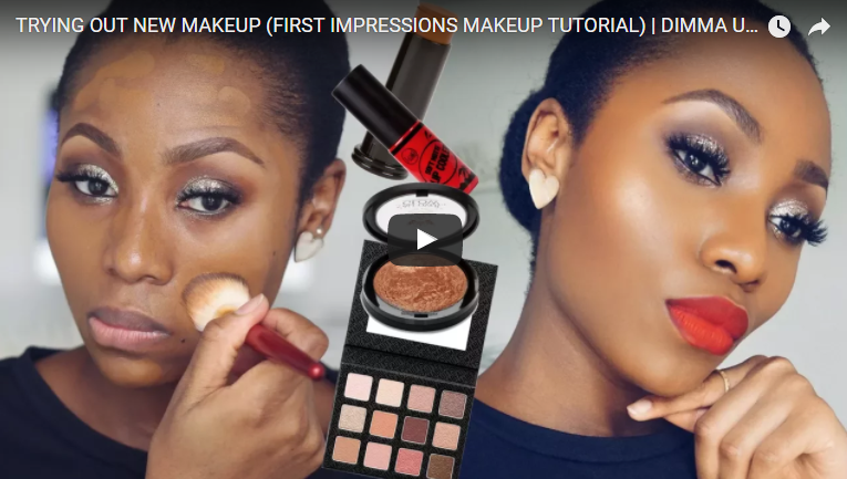 Dimma Umeh shares another 'First Impression' tutorial on BN Beauty