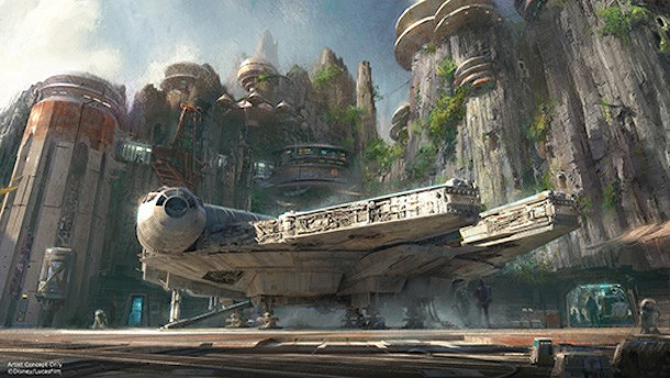 Disney Just Got Amusement Park Lovers Even More Excited for Their New Star Wars-Themed Lands