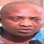 Evans safe in custody – Police