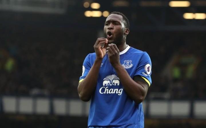 Everton want £90m for Lukaku