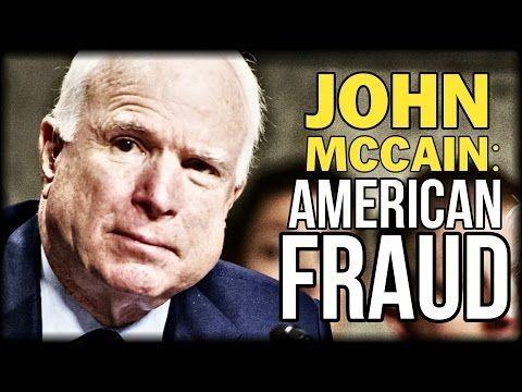 For John McCain, character comes through