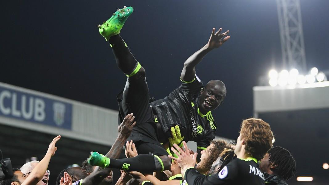 Former Man Utd midfielder Park flattered by Kante comparisons