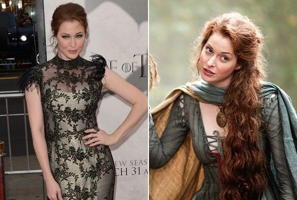 Game of Thrones Stars In and Out of Costume: See the Cast's Epic Transformations
