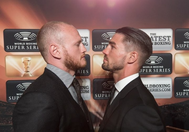 Groves-Cox bout set for Oct. 14 in London