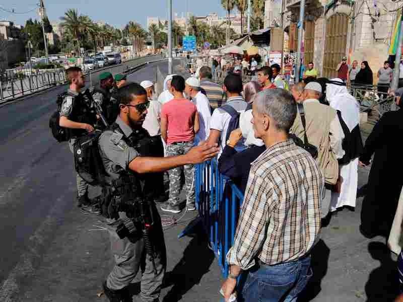 Gunmen Open Fire At Religious Site In Jerusalem