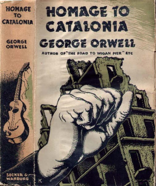 Homage to Catalonia and separation