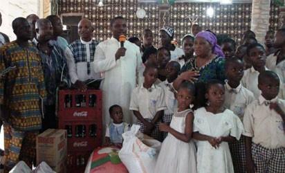 How I cope with my 98 children — Father Damian Adizie – Vanguard Newspaper