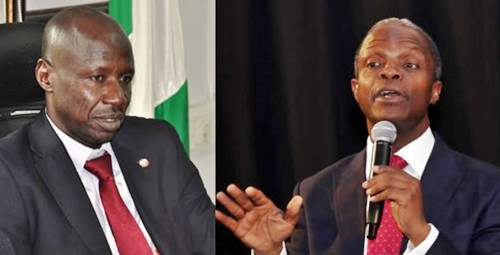 Impeachment Threat: Don't be cowed, enforce constitutional orders, CHRICED tells Osinbajo