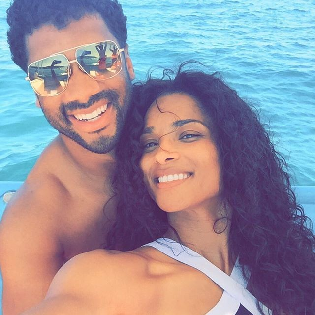 Inside Ciara and Russell Wilson's Romantic 1-Year Anniversary Celebration