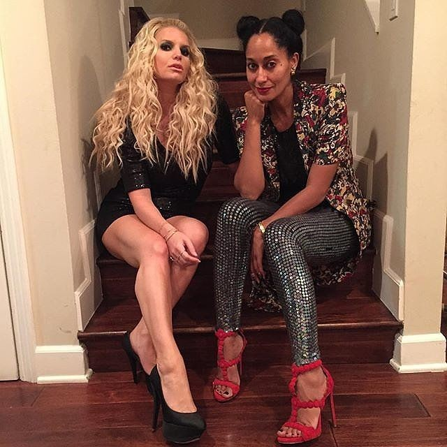 Jessica Simpson and Tracee Ellis Ross Help Niece Jagger Celebrate Her 2nd Birthday