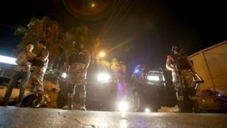 Jordan: Attack at Israeli embassy in Amman
