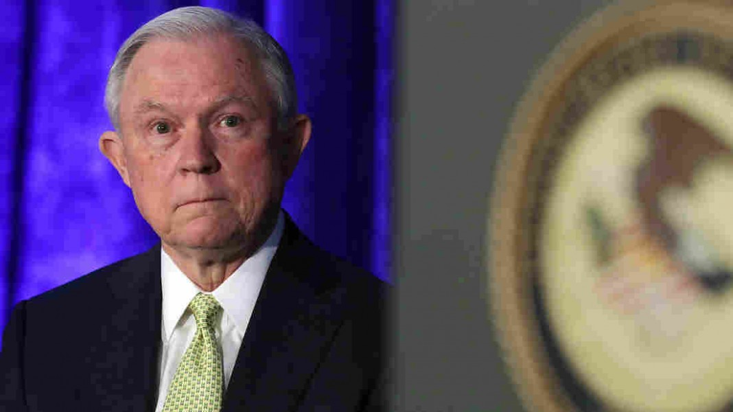 Justice Department Defies Court Deadline To Release Sessions' Contacts With Russians