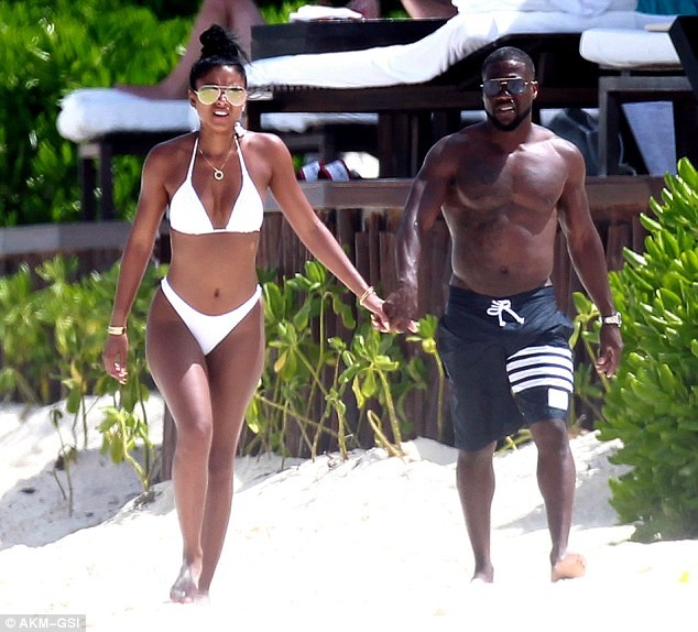 Kevin Hart and Eniko Parrish Vacation Together Following Cheating Rumors: ''Breaking Up Is Not in the Cards''