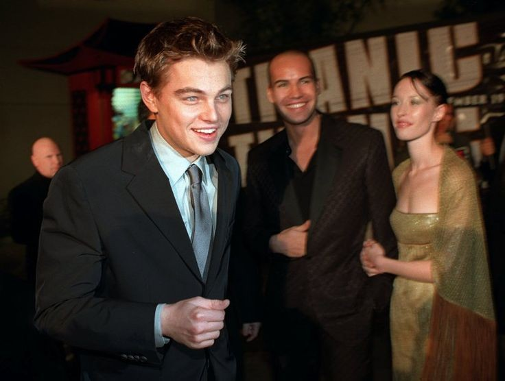 Leonardo DiCaprio Has Titanic Reunion With Kate Winslet and Billy Zane at His Foundation's Gala