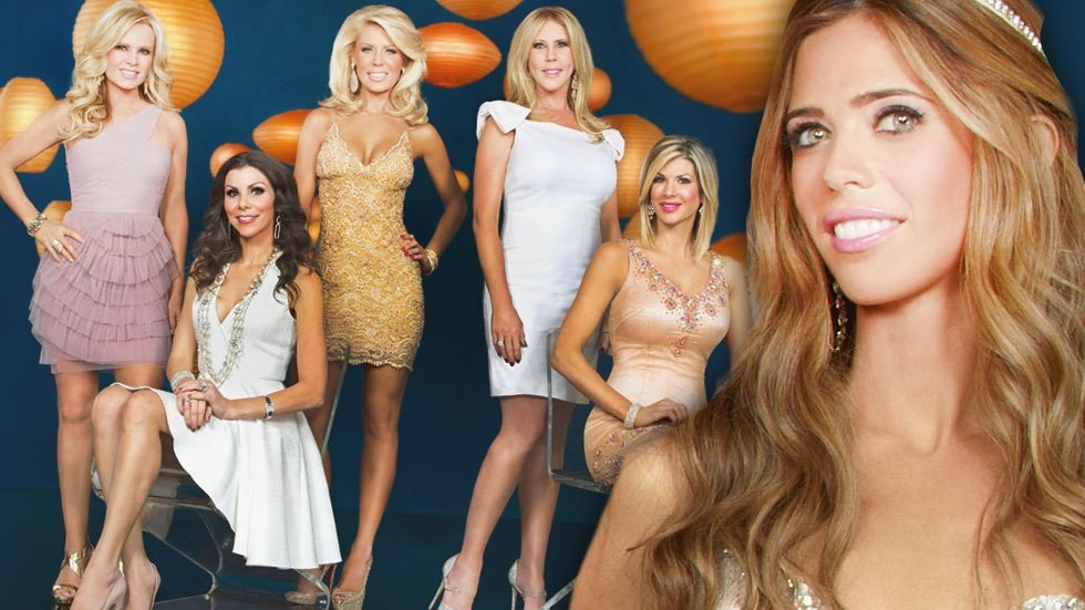 Lydia McLaughlin Reveals the Hardest Part of Being on The Real Housewives of Orange County