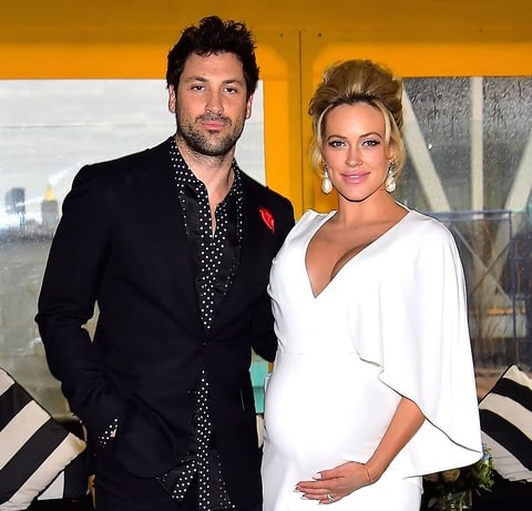 Maksim Chmerkovskiy and Peta Murgatroyd's Baby Boy Gets His First Dance Lessons From Uncle Val
