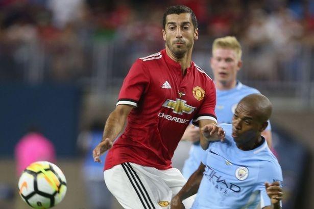 Man United's Henrikh Mkhitaryan: Last season's difficulties helped me improve