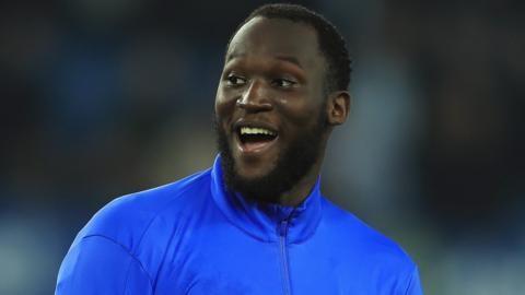 Man Utd agree £75m Lukaku fee