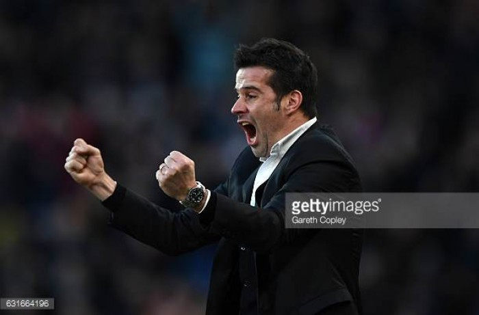 Marco Silva and Watford an odd pairing of ambition and instability