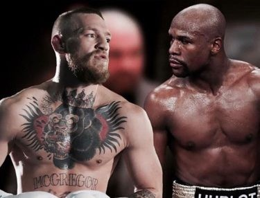 Mayweather-McGregor to air in movie theaters